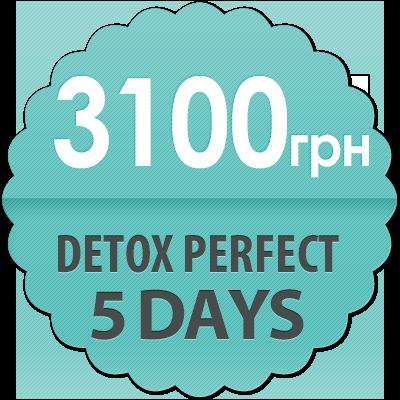 Detox Perfect на 5 дней