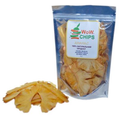 Pineapple Fruit Chips